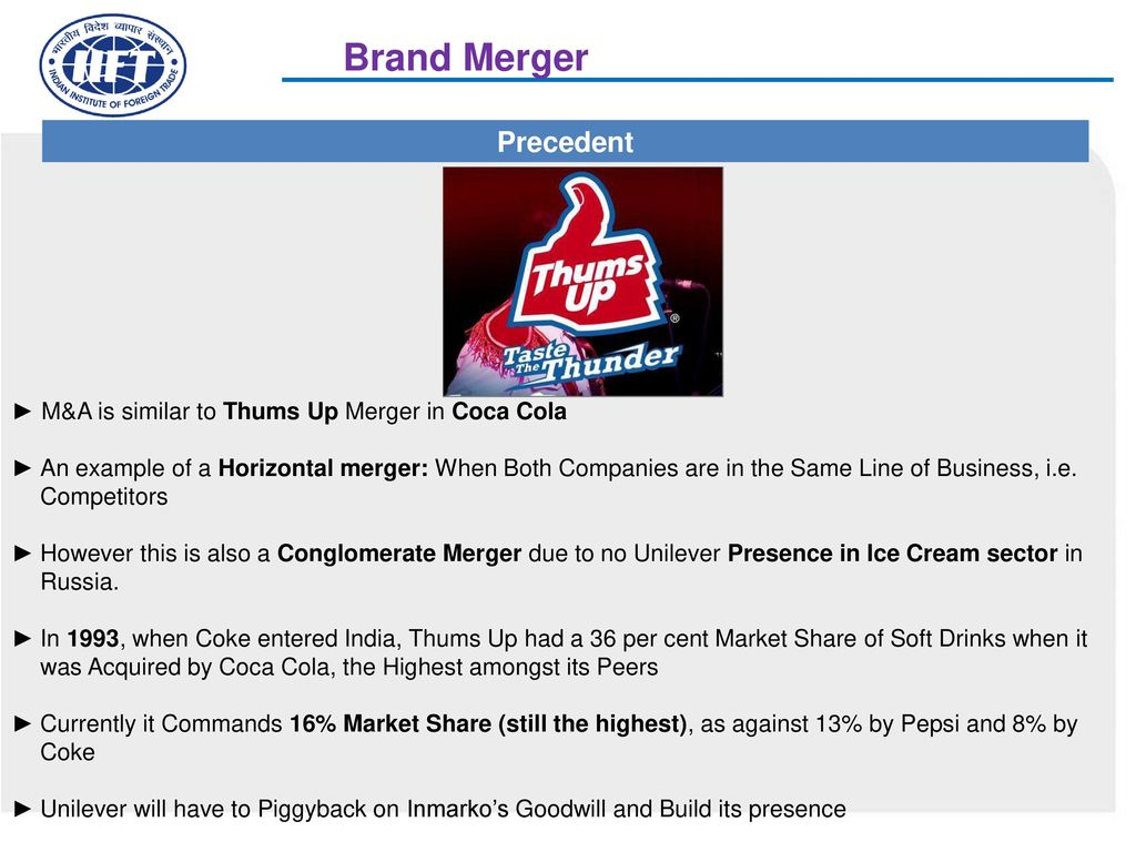 thums up case study ppt
